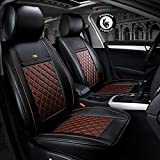 PegasusPremium Pu Leather Black Cherry Car Seat Cover - Best Reviews Guide
