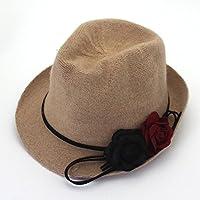 Junjiagao Sombrero magnífico del Sombrero de la Moda para el Sombrero  Formal del Partido de Netarean f48976cd6c9
