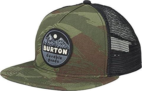 Burton Marble Head Brush Camo Unica