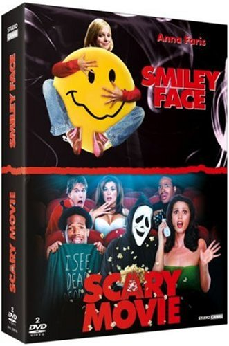 Smiley face ; scary movie [FR Import] (Smiley Scary Movie)