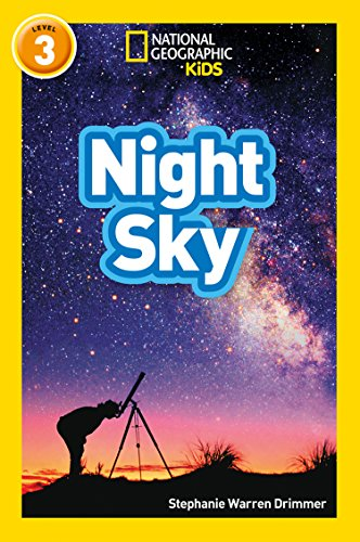 Night Sky: Level 3 (National Geographic Readers)
