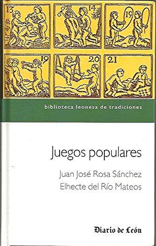 JUEGOS POPULARES.