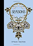Seasons 20 Postcards (Postcard Book)