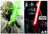 The Complete Star Wars Episodes 1 - 6 DVD [6 Discs] Collection: 1: The Phantom Menace / 2: The Attack of the Clones / 3: Revenge of the Sith / 4: The New Hope / 5: The Empire Strikes Back / 6: The Return of the Jedi by Mark Hamill