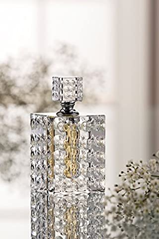 Galway Crystal 4.5-Inch Empire Perfume Bottle