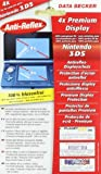 Perfect PLAY Nintendo 3DS Schutzfolie 4er-Set: 4x Premium Anti-Reflex-Displayschutz: Nintendo 3DS