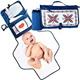Best Diaper Changing Pad Portables - Portable Diaper Changing Pad Organizer with Large Review