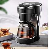 Macchina da caffè a tazza singola per cialde e caffè macinato, macchina per caffè istantaneo, caffè sotto vuoto, funzione autopulente, macchina da caffè in acciaio inossidabile