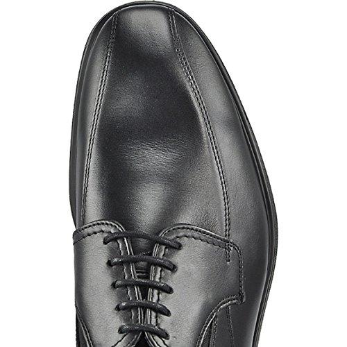 Lloyd , Chaussures à lacets et coupe classique homme Noir - Noir