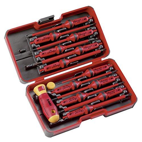 Felo 06391306 E-Smart Box für Elektriker 13-teilig