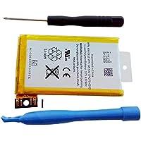 TOOGOO (R) Ricambio batteria a litio backup compatibile con Apple