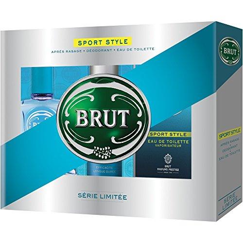 Brut Coffret cadeau homme Sport Style - Eau de toilette + déodorant + après-rasage