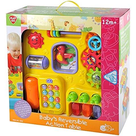 Babysun PG2235 - Mesa de actividades reversible