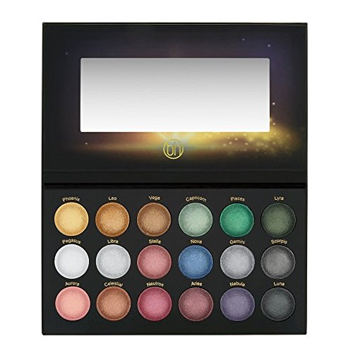 BH Cosmetics Supernova - 18 Color Baked Eyeshadow Palette (Baked Eye Shadow)