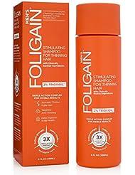 Shampoing anti chute de cheveux pour homme - Foligain™ Trioxidil 2% - 236ml