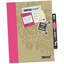 Smash Book Pretty Pink Folio