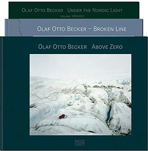 Preisvergleich Produktbild Olaf Otto Becker-Set: Set aus: Broken Line, Above Zero, Under the Nordic Light