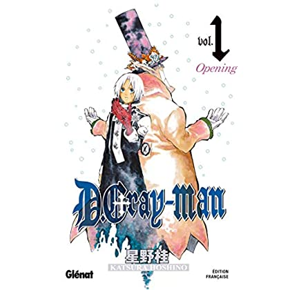 D.Gray-Man - Édition originale - Tome 01: Opening