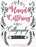 #9: Hand Lettering and Calligraphy Practice Sheet: Blank 4 Type Practice Pages Over 120 Pages (Angles/Grid/Straight/Dotted) for Hand Lettering Beginner: Hand Lettering for Beginner: Volume 1