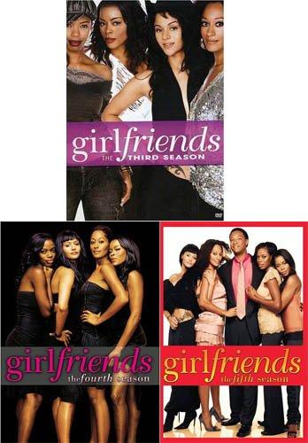 Girlfriends (Third Season / Fourth Season / Fifth Season) (3 Pack)