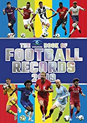 The Vision Book of Football Records 2019 (Vision Books)