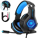 Beexcellent Casque Gaming pour PS4 Xbox one, Casque Gamer PC Ultra-Léger...