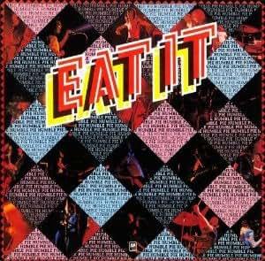 Eat It [Shm/Ltd.Papersleeve]