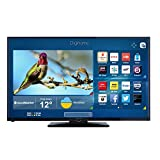 Digihome 24HDSDVDFVP Black 24Inch HD Ready Smart LED TV DVD Player Freeview HD