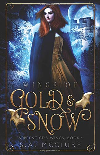 Wings of Gold & Snow: A Broken Prophecies Novella (Apprentice's Wings, Band 1)