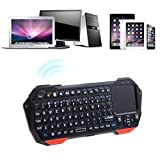 Best GENERIC Bluetooth Mouse For Androids - Generic IS11-BT05 Mini Wireless Bluetooth V3.0 Keyboard Built-in Review