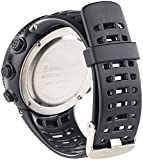 Semptec Urban Survival Technology Outdoor-Armbanduhr für Trekking, Black-Edition - 4