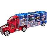 camion de transport voiture jeux et jouets. Black Bedroom Furniture Sets. Home Design Ideas