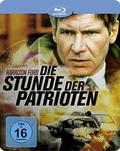 Die Stunde der Patrioten - Steelbook [Blu-ray]