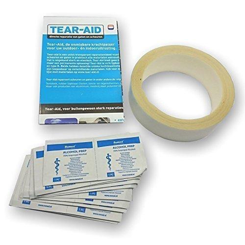 Tear-Aid Reparatur Tape Rolle 3,2cm x 9m Typ A Reparaturmaterial