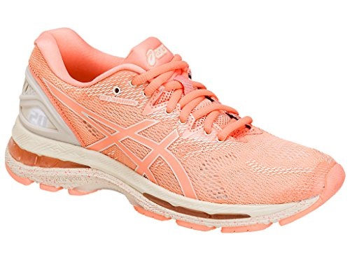 Asics Frauen Gel-Nimbus® 20 SP Schuhe, 43.5 EU, Cherry/Coffee/Blossom (Blossom König)