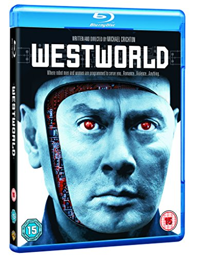 Price comparison product image Westworld - 40th Anniversary Edition [Blu-ray] [1974] [Region Free]