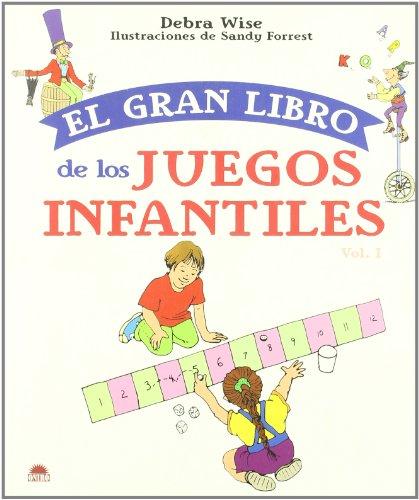 Gran libro de los juegos infantiles 1 (Libros Singulares (oniro))