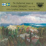 The Orchestral Music of Armas Järnefelt