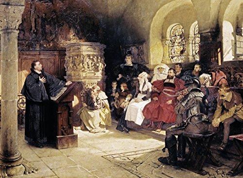 Ravensburger 13953 - Predigt auf der Wartburg