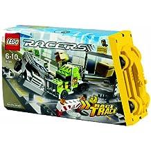 LEGO - 8199 - Jeu de Construction - Racers - L'attaque du Convoi Blindé