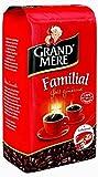 GRAND MERE Familial Café en Grains 1kg - Lot de 3