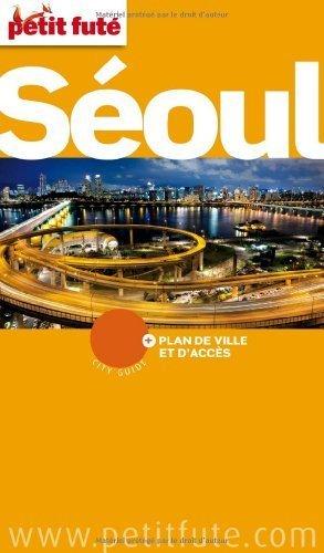 Petit Futé Séoul by Dominique Auzias (2012-03-21)