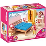 Playmobil 5331 Dollhouse Parents Bedroom