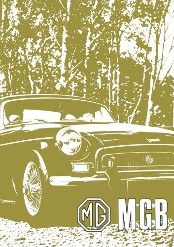 MGB: Handbook: Owners' Handbook por Brooklands Books
