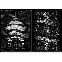 Bicycle Arcane Black deck
