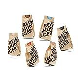 Reishunger Bio Set (6 x 200 g) Die 6 beliebtesten Bio-Reissorten in einem Set - erhältlich in 200 g...