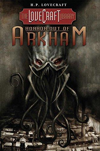 Preisvergleich Produktbild Lovecraft Library Volume 1: Horror Out of Arkham (H.P. Lovecraft)