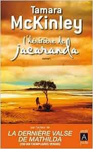 L'héritière de Jacaranda de Tamara McKinley 51XgW4CQo1L._SY291_BO1,204,203,200_QL40_