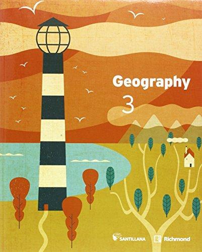 GEOGRAPHY 3 ESO
