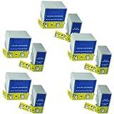 5 juegos ColourDirect T066 & T067 Cartuchos de Tinta Para Epson C48 C48ux Impresoras